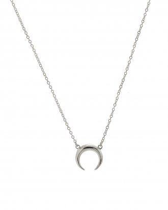 Crescent silver