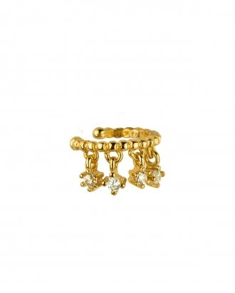 Jane ear cuff gold