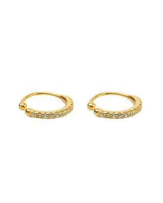 Lin ear cuff gold
