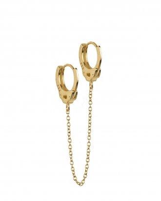 Handcuffs gold