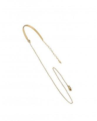 Cuff chain gold