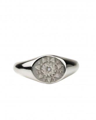 Mystic signet silver