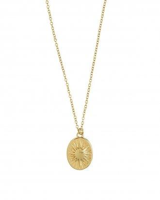 Sun medal gold