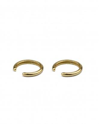 Simple ear cuff gold
