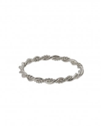 Twist silver