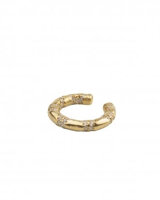 Lea ear cuff gold