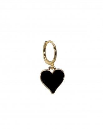 Black heart gold