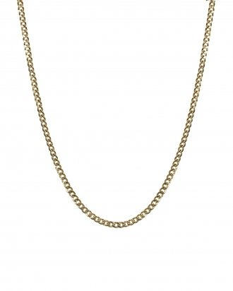 Chain choker gold