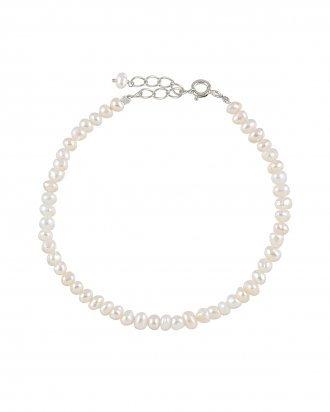 Medium pearly silver