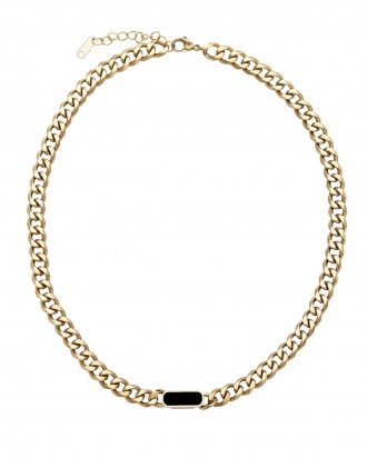 Onyx cuban gold