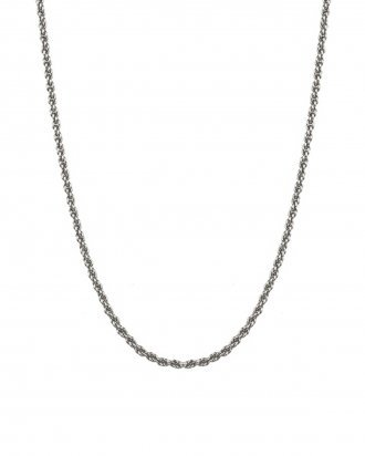 Thin spiga silver